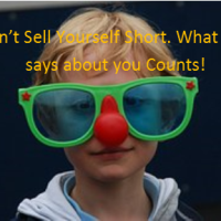 """Sell Yourself Short"""