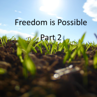 Freedom Living is Possible-Part 2